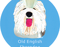 015 | Old English Sheepdog