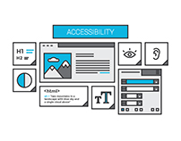 Accessibility - Iconography