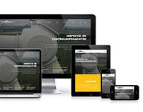 Drone Check: WordPress responsive website design