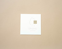 Identity/ letterpress | Retail-furniture
