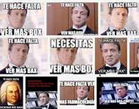 Te hace falta ver mas Bax - Tecate Campaign 2015-16