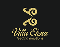 VILLA ELENA | Logo proposal