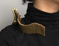 Shoulder Brooch