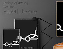 99 Days of #Mercy