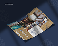 Brochure Design for dawie hotel