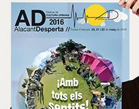 Cartel AD2016::AlcantDesperta