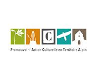 Logo pel projecte europeu Interreg - P.A.C.T.A.