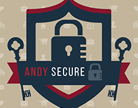 Andy Secure LOGO