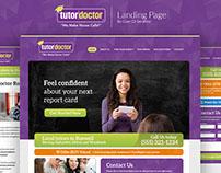 tutordoctor Landing Page