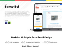 Redesign Email Banking