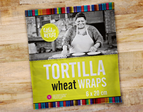 CASA DE MEXICO - Tortilla Wraps