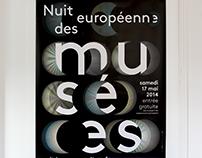 Nuit européennes des musées 2014