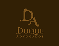 Duque Advogados - Visual Identity