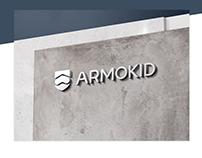 ARMOKID | Branding
