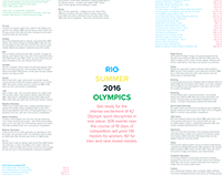 Rio Olympic Campaign