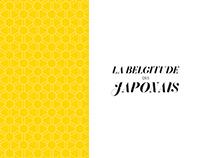 Book Project La Belgitude des japonais