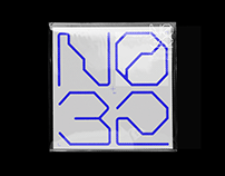 NO32 — typeface