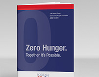 Sodexo Stop Hunger Foundation dinner project