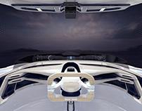 Concept Truck Interiror