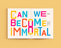 Can We Become Immortal