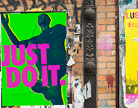 Nike Urban Posters