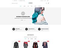 Arubic – eCommerce HTML Template