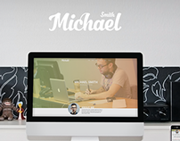 Michael Smith | Personal Resume Template