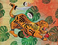 Mike's Harder: Tiger's Blood (EL TIGRESO)