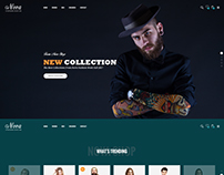 Nova - Fashion Ecommerce Template