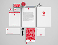 Study of corporate identity: Labirent Kitabevi