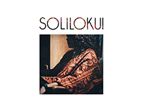 SOLILOKUI brand book / fashion branding project