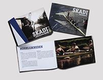 Brochure Design Student rowing club