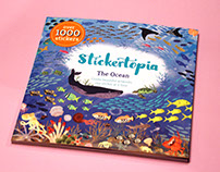 Stickertopia-The Ocean