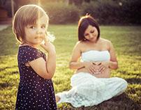 Family Photoshoot L&M&E