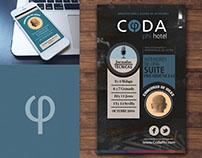 CODAPhi Branding, cartelería, papelería, web y redes s.