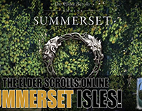 ESO: Summerset Announcement! - All The New Features!
