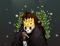 Little Crown - Some Concept Art-