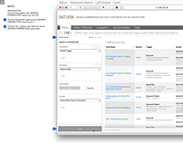 Macy's // Omnichannel Tools - Advanced Rules Search