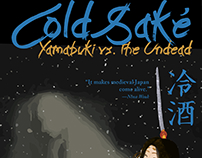 Cover design for Cold Saké