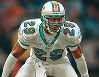 Sam Madison Miami Dolphins