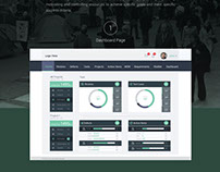 Project Management Tool_ UI Designing
