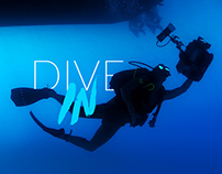 DIVE IN Snorkeling onepage website