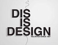 Helvetica Design