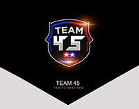 Logo Design - Team 45
