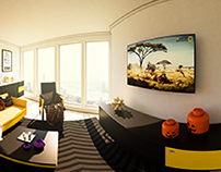 VR-Interior Set