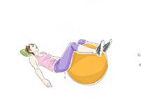 Sciatica - pain relief exercises