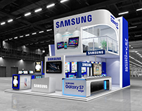 SAMSUNG Exhibition Stand Design