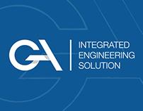 GA   Logo & ID