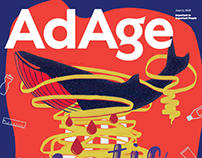 Ad Age Cover Competition 2018