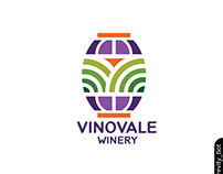 Vinovale Winery - Complete Branding Project